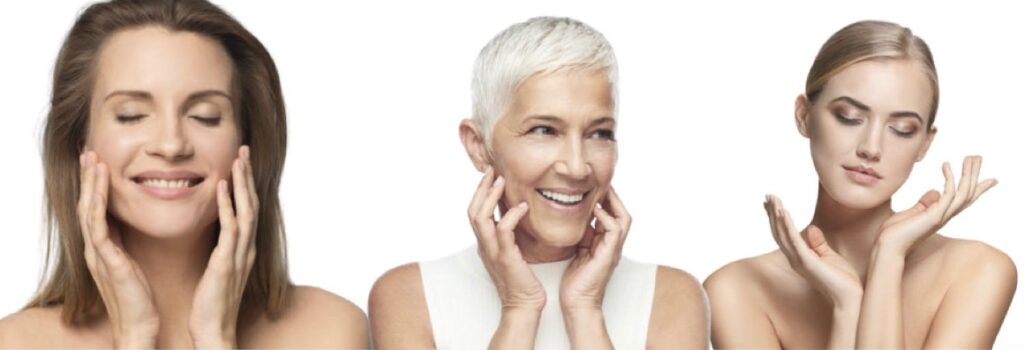 Women Happy With Their Facial Rejuvenation