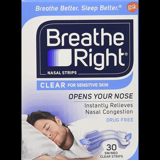 Breathe-Right Nasal Strips
