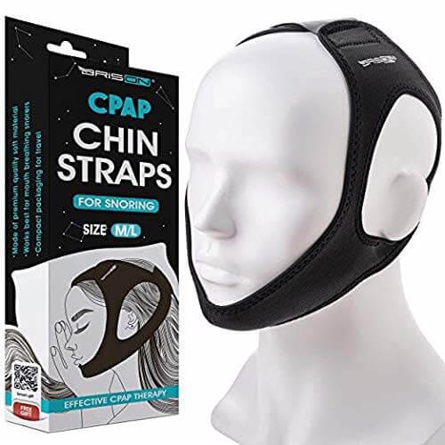 CPAP Anti-Snoring Chin Strap