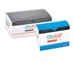 Oral cancer screening kit