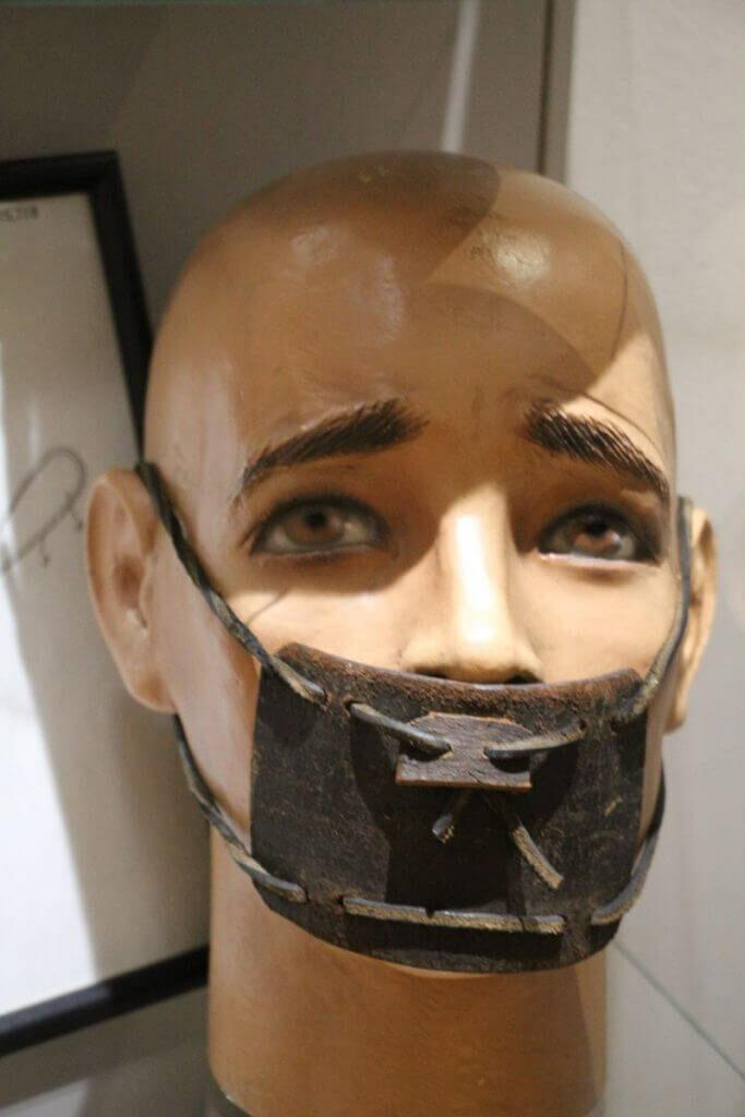 Primitive Anti-Snoring Mask